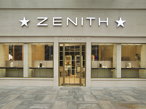 ZENITH BOUTIQUE (WUHAN)