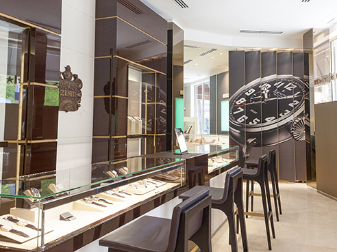 ZENITH BOUTIQUE LITTLE EUROPE JEWELLERS (ST MAARTEN)